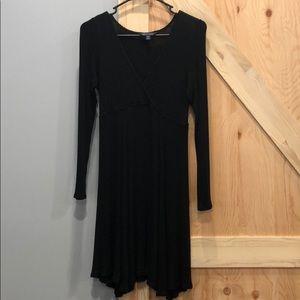 American Eagle Soft & Sexy Black Dress